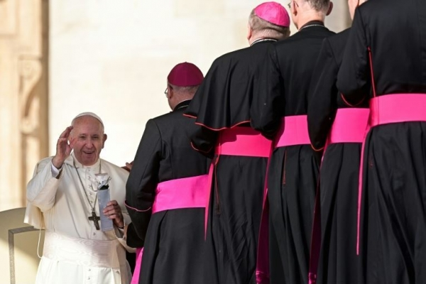 Bishops urge Pope to open priesthood to married men in Amazon