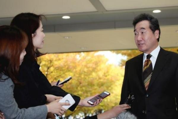 Lee becomes longest-serving prime minister in S. Korea