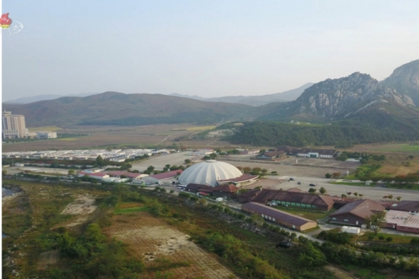 S. Korea asks N. Korea to hold working-level talks over Mount Kumgang