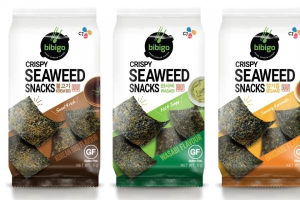 CJ bets big on dried seaweed as next K-food