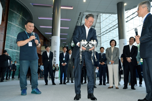 Naver's second headquarters to become 'robot-friendly'