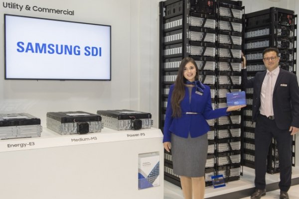 Samsung SDI Q3 net up slightly on equity gains