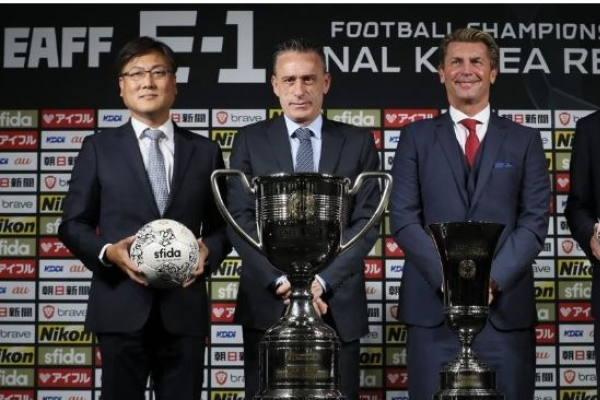 East Asian football body not considering sanctioning N. Korea for skipping tournament