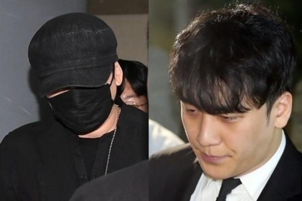 [Newsmaker] Police ask for indictment of former YG chief, Seungri on gambling charges
