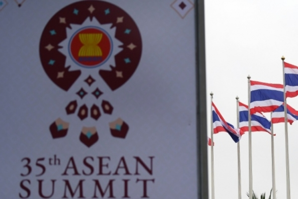 ASEAN leaders hope for trade deal as economies sag on US-China spat