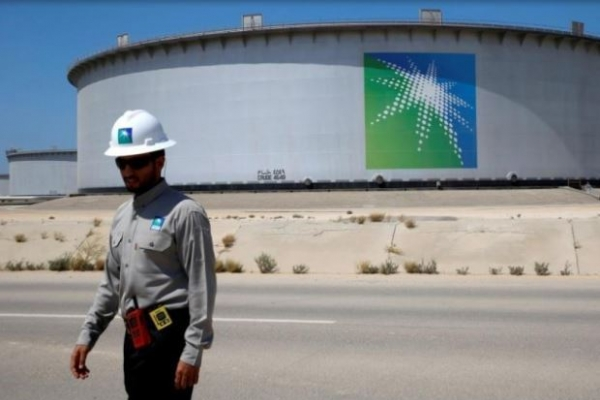 Saudi regulator says approves Aramco share offering