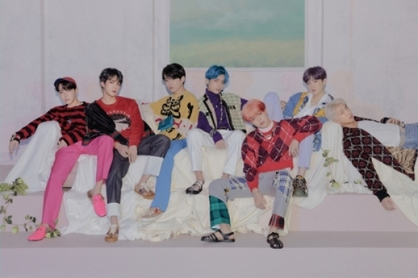 BTS captures two prizes at MTV Europe Music Awards for 2nd year in a row