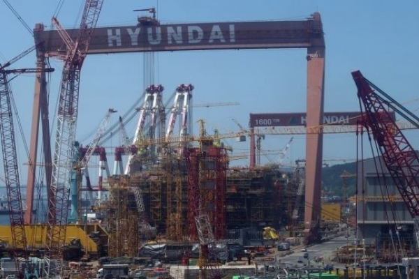Hyundai Heavy to receive W1.4tr in proceeds from stake sale in refining unit