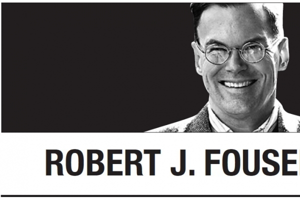 [Robert J. Fouser] Political turmoil spreads around the world