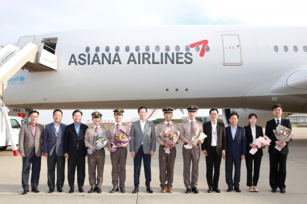Asiana boosts competitiveness ahead of stake sale