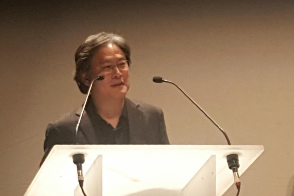 Director Park Chan-wook recognized at Geneva film festival