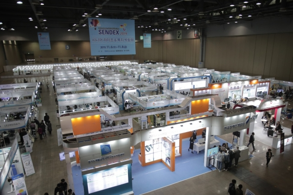 Nation's biggest expo on senior industry kicks off