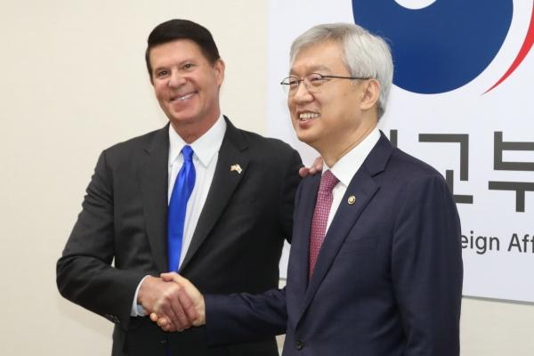 S. Korea, US senior officials discuss economic cooperation in APAC