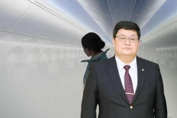 Mongolian judge accused of groping flight attendant