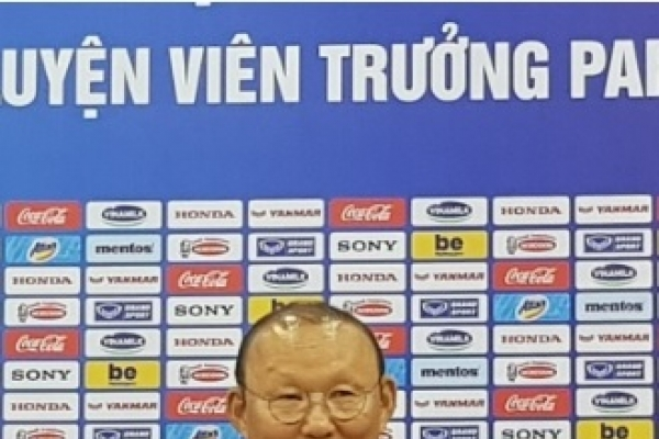 S. Korean coach Park Hang-seo signs extension with Vietnamese football
