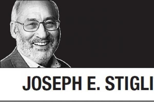 [Joseph E. Stiglitz] The end of neoliberalism and the rebirth of history