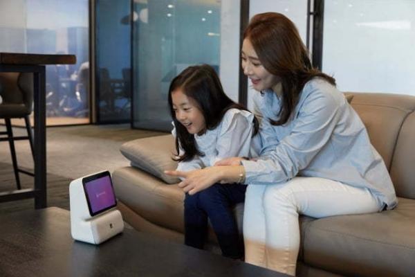 SKT applies K-pop singer's voice to smart speakers