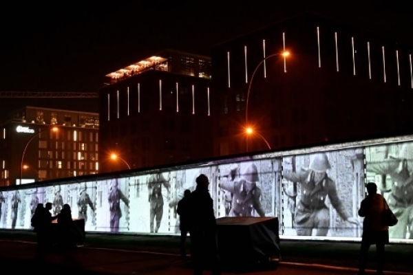 Berlin celebrates 30 years since fall of the Wall