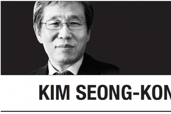 [Kim Seong-kon] Between 'take-off' and 'crash-landing'