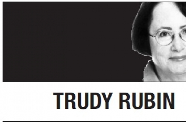[Trudy Rubin] University program teaches 'rule of law' amid Sino-US tensions