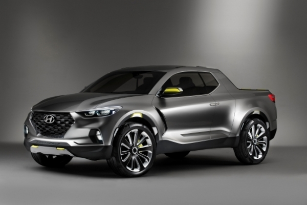 Hyundai to invest $410m to start production of Santa Cruz in US