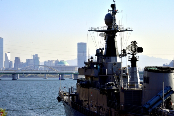 A stroll through Korea's naval history