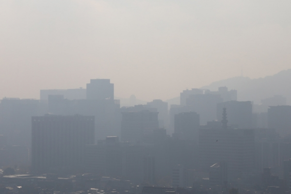 S. Korea to conduct anti-fine dust exercise Friday