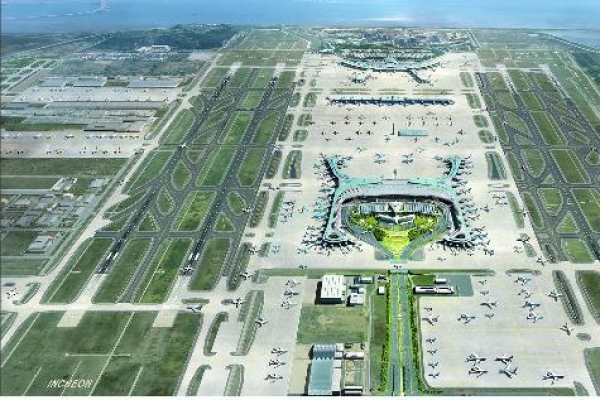 Seoul to invest 4.8tr won for Incheon airport expansion