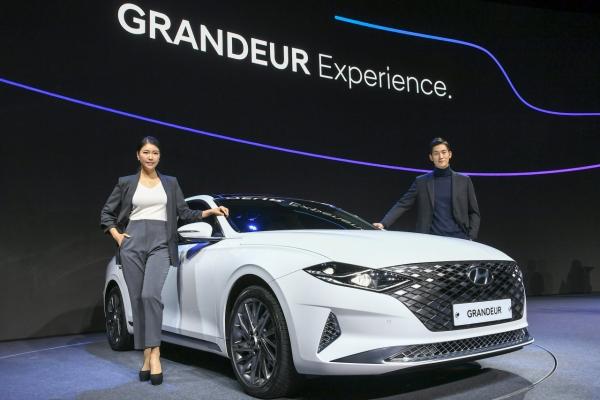 Hyundai Motor begins sales of facelifted New Grandeur