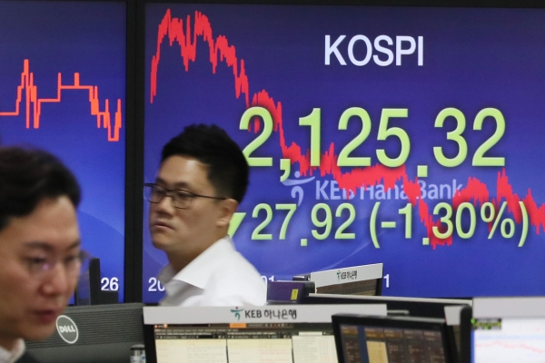 Foreigners continue selling spree of Korean stocks despite trade volume rebound