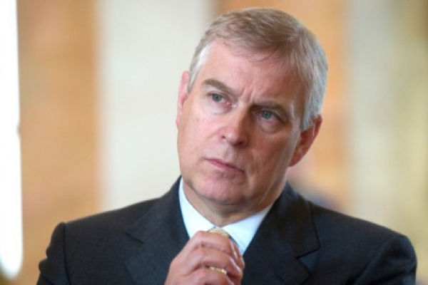 Britain's Prince Andrew to 'step back from public duties' after Epstein furore