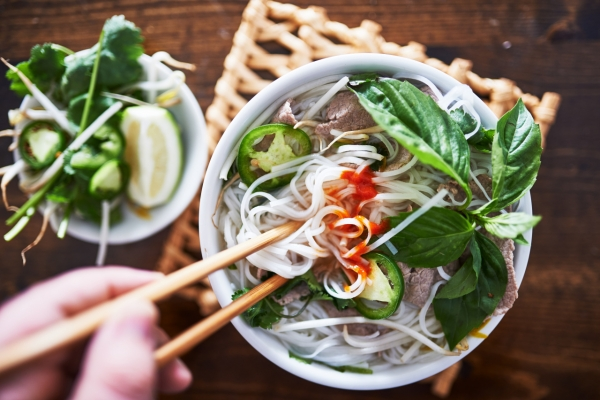 [Weekender] A culinary journey to Asian neighbors