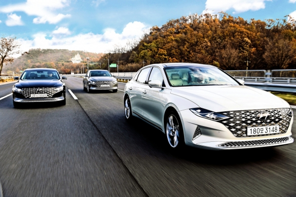 [Behind the Wheel] The New Grandeur gains a bold, younger and sportier look