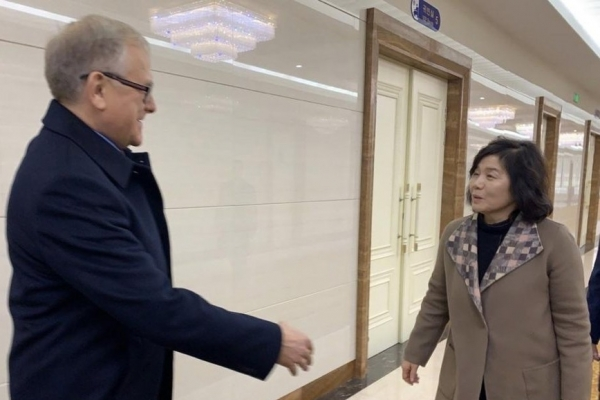 Senior NK official says US should take responsibility if chance of diplomacy disappears