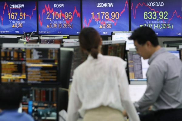 S. Korean investors turn to overseas funds amid sluggish market