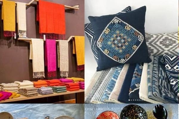 [ASEAN-Korea summit] Handicrafts of Mekong on display in Busan
