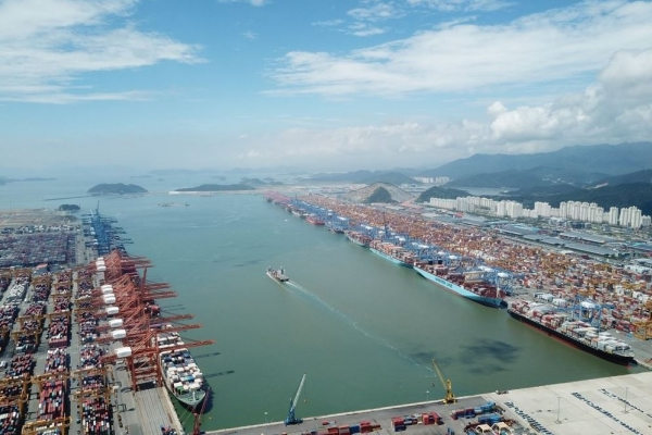 [ASEAN-Korea summit] Busan aims to be global hub of shipping and tourism