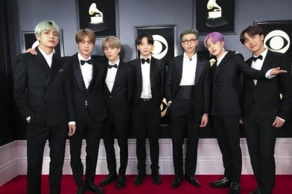 BTS picks up American Music Award for 2nd consecutive year