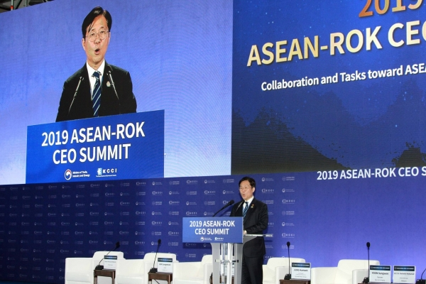 [ASEAN-Korea summit] Seoul created momentum for regional trade liberalization: minister
