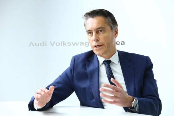 [Foreign Execs in Korea] Audi VW Korea gears up to regain market leadership