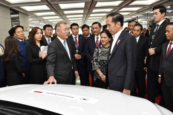 [ASEAN-Korea summit] Hyundai Motor clinches $1.5b deal with Indonesia to build automotive plant