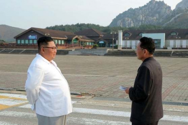 Seoul struggles to deal with Pyongyang's demolition plan in Kumgangsan