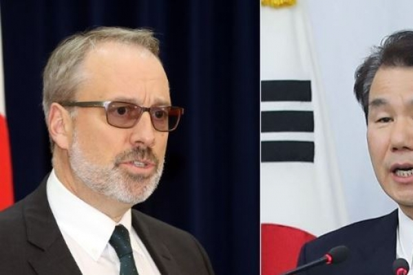 S. Korea, US to resume defense cost-sharing talks next week after breakdown