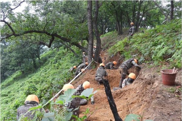 S. Korea to build memorial inside DMZ to honor fallen Korean War heroes