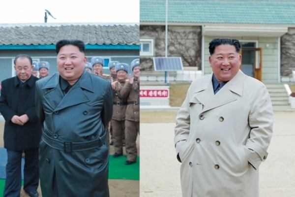 Change in NK leader's fashion style seen as reflecting desire to craft unique image