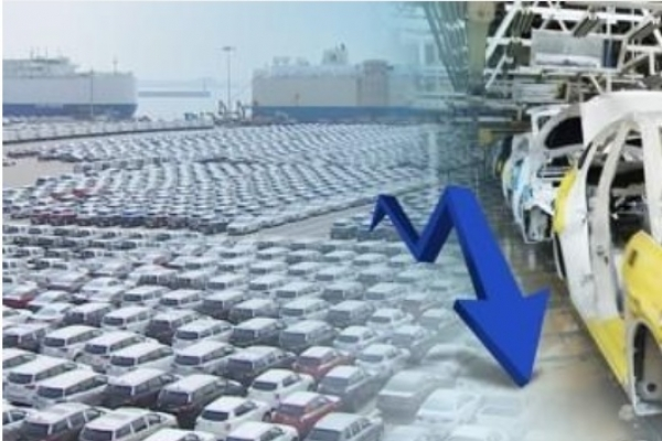 Korea's auto exports tipped to decline for 7th year