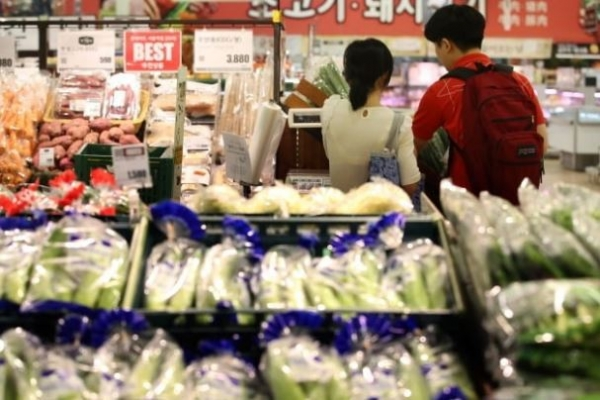 S. Korea's Nov. consumer price growth turns positive