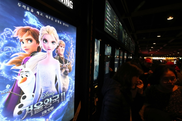 'Frozen 2' accused of monopoly, fueling screen-quota controversy
