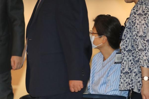 [Newsmaker] Former President Park to return to detention center from hospital