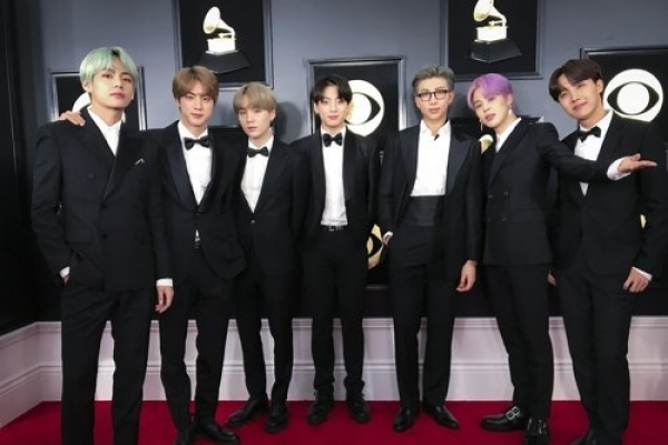 BTS to perform on popular Japanese year-end TV show